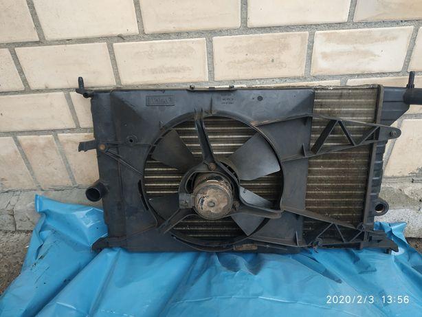 Вентилятор охолодження вектра б