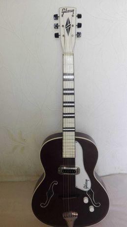 Gitara Jazzowa Vintage