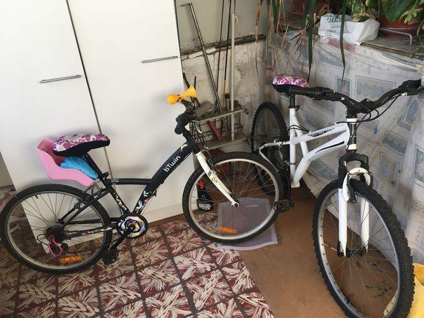 2 Bicicletas em bom estado