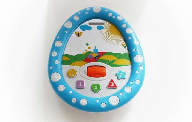 Smily Play lusterko edukacyjne zabawka interaktywna