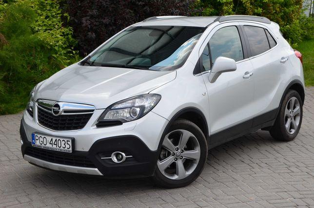 Opel Mokka 1.4T 140KM  41tys km 2014r Xenon Skóra Kamera COSMO PL