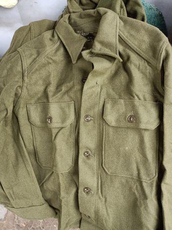 Шерстяные рубашки 1953года.