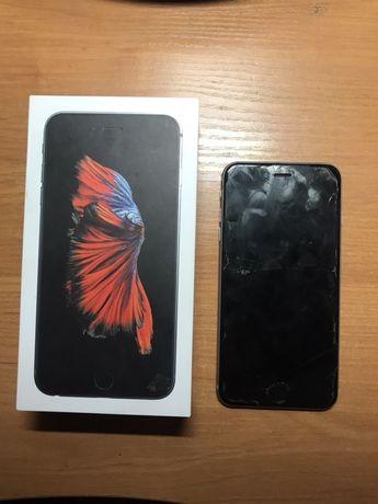 Продам Iphone 6s Plus NeverLock