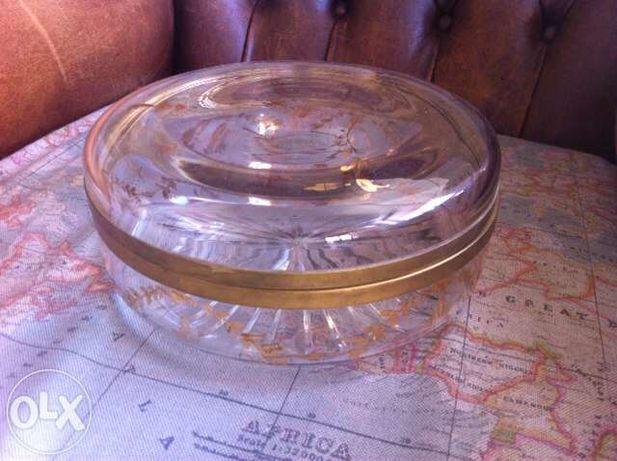 Vintage recipiente em vidro dos anos 70