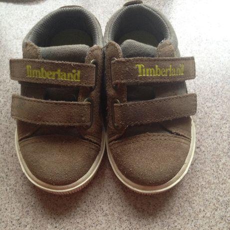 Timberland buciki trampki sportowe 22 chłopiec zara skóra naturalna
