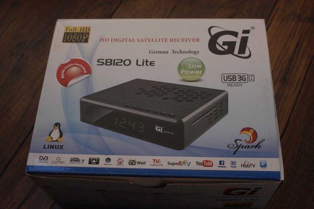 Спутниковый FULL HD ресивер Galaxy Innovations Gi S8120 Lite