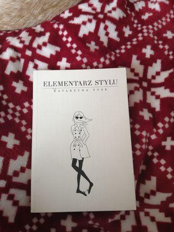 """Książka """"Elementarz stylu"""""""