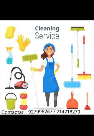 Empregada Doméstica/Apoio Domiciliário / Limpeza