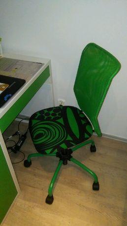 Krzeslo obrotowe do biurka Ikea