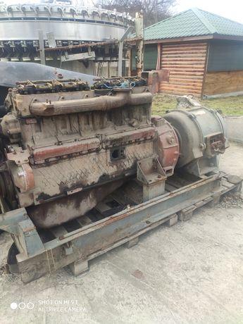 Двигун А-01 з електростанції