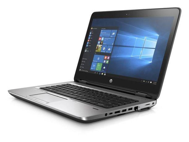 Laptop do nauki zdalnej HP ProBook 640 Intel Core i5 8gb lekcje praca