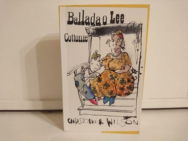 Ballada o Lee Cottonie książka Christopher Wilson