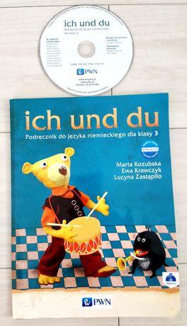 Ich und du podręcznik i.niemiecki kl.3 +płyta CD