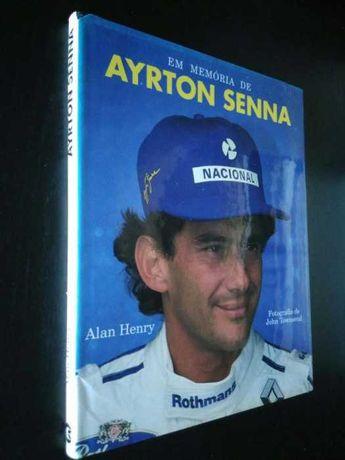 Em Memória de Ayrton Senna - O Livro