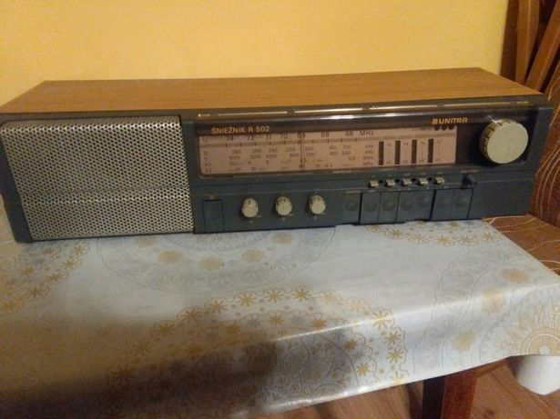 Radio Snieznik R502