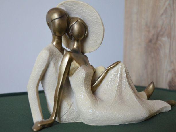 Статуетка декоративна САНСЕТ. Фігурка полістоун. Декор и дизайн дома