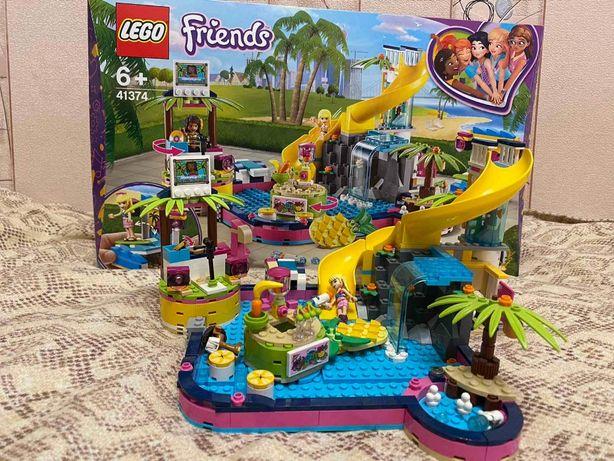 Lego friends лего для девочек френдс 41374 оригинал