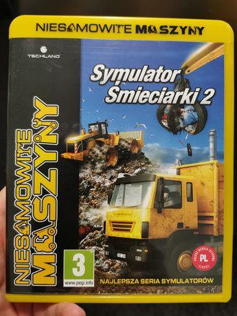 Gra PC - Symulator Śmieciarki 2 PL