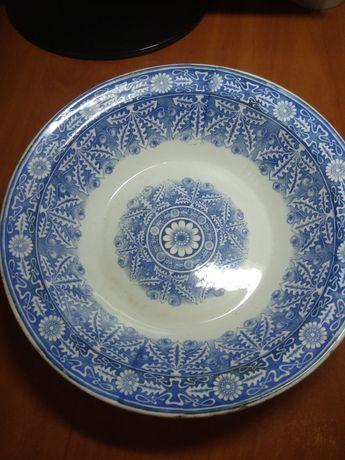 Антикварные тарелки Тва М.С.Кузнецова