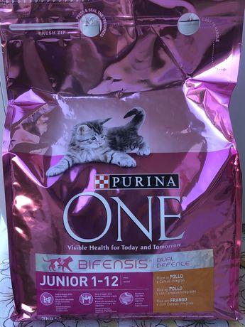 Ração Purina Junioe 3kg (saco fechado)