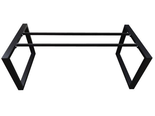 Nogi stołu INDUSTRIALNY NA WYMIAR SOLIDNE stelaż pod stół dębowy rama