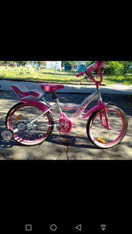 Продаём детский велосипед