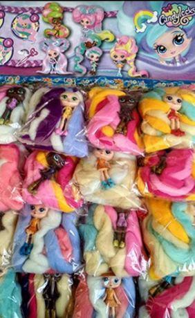 Куколки Candyslocks розница