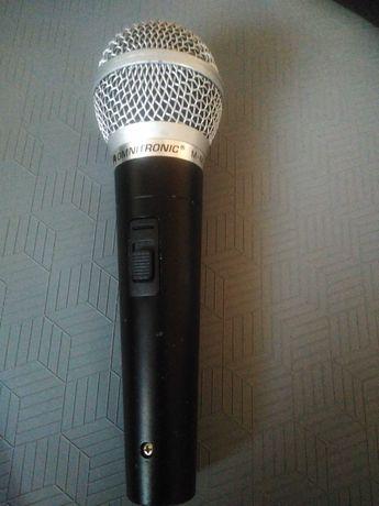 Mikrofon Omnitronic M-60