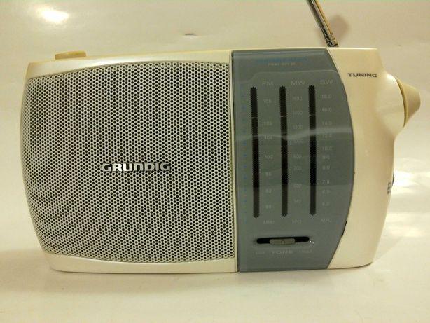 Radio tranzystorowe GRUNDIG z falami FM. Okazja !