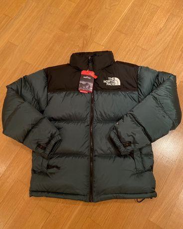 Пуховик The North Face nuptse 1996 куртка ветровка gucci