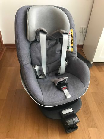 Cadeira Auto Bebe Comfort (2 way Pearl) com Isofix.