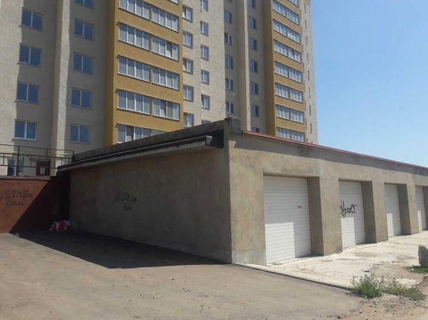 В продаже машиноместо в подземном паркинге на Сахарова
