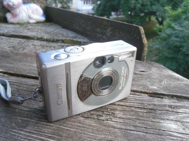 Фотоаппарат японский Canon PowerShot S300 DIGITAL ELPH