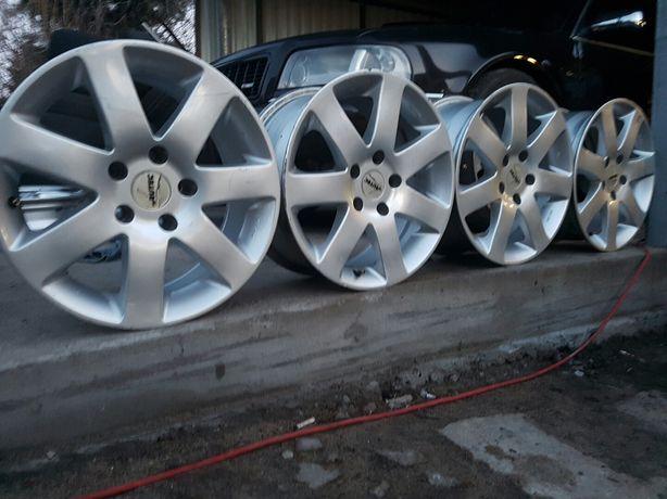 Felgi Aluminiowe WV-Audi R16 ET35 7.5J