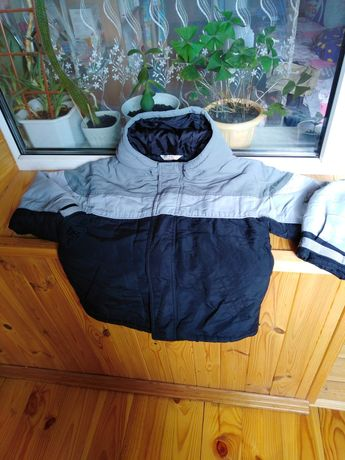Курточка на плотном синтапоне 122 рост, демисезон, евро зима