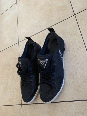 Trampki/buty  Guess czarne 39  25,5 cm