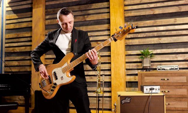 Сесійний музикант / бас-гітарист / bass - player