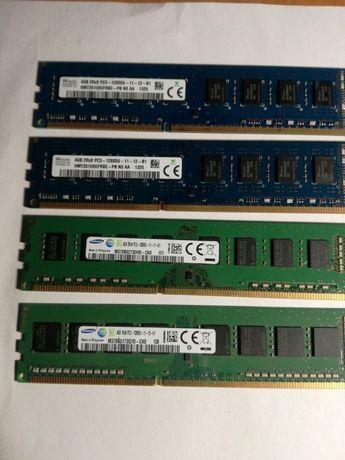 Оперативна память ddr3 4гб