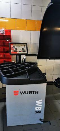 Wyważarka kół samochodowych Wurth WB 300 CEMB tan bardzo dobry