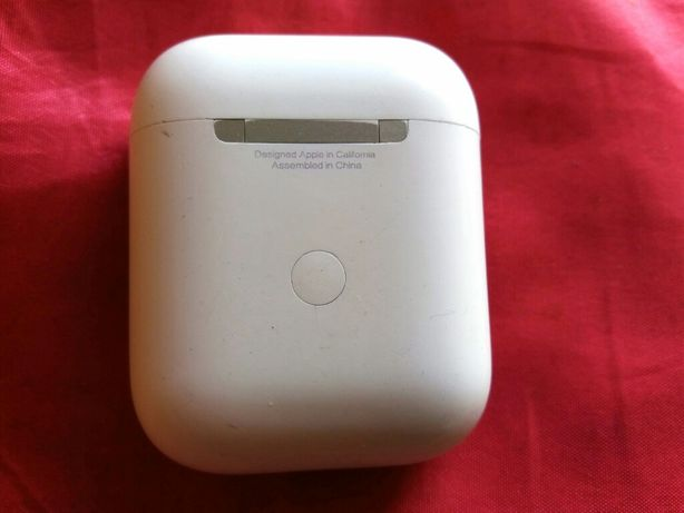 Caixa Airpods 2 da Apple® ORIGINAIS (é só a caixa)