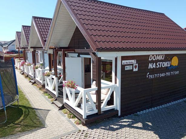 Domki letniskowe Na Stoku wolny domek od  24
