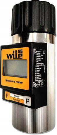 Wilgotnościomierz WILE 55 / Miernik Tester wilgotności zboża