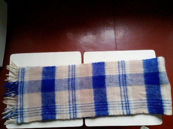 Тёплые мужские шарфы.