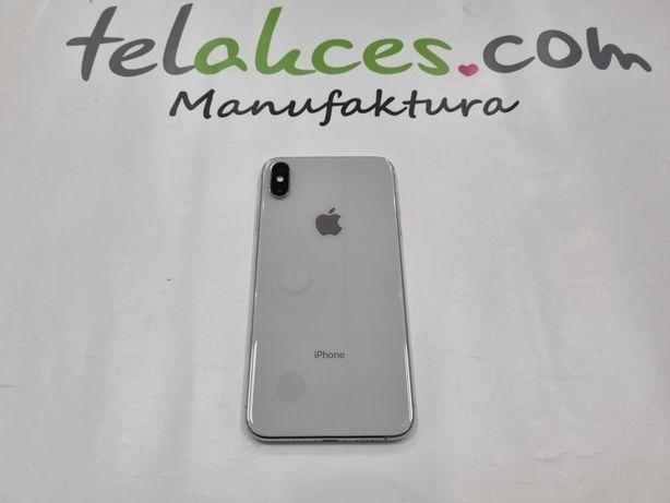 IPHONE XS MAX 64GB SILVER Sklep Manufaktura cena:2099zł
