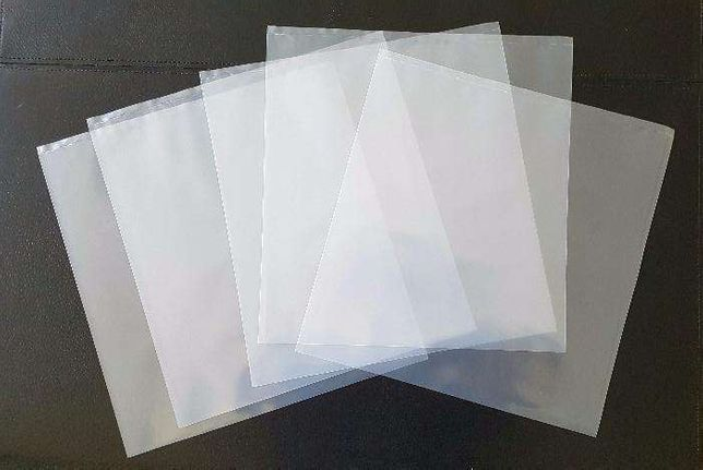 capas plásticas / envelopes exteriores para discos de vinil - LPs