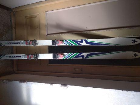 продам горные лыж взрослые длина 166см германия