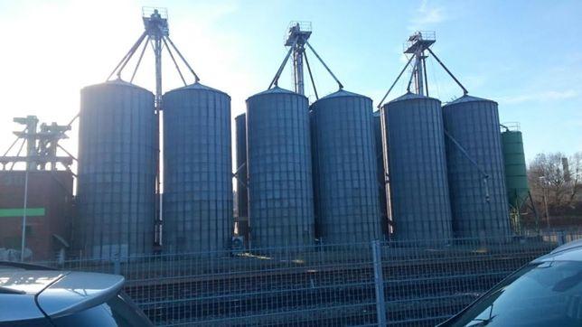 Silosy zbożowe 330 ton