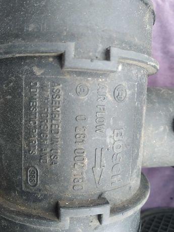 Расходомер воздуха Опель 0281002180