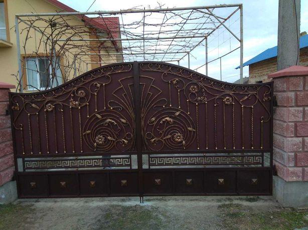 Ковані ворота дешево