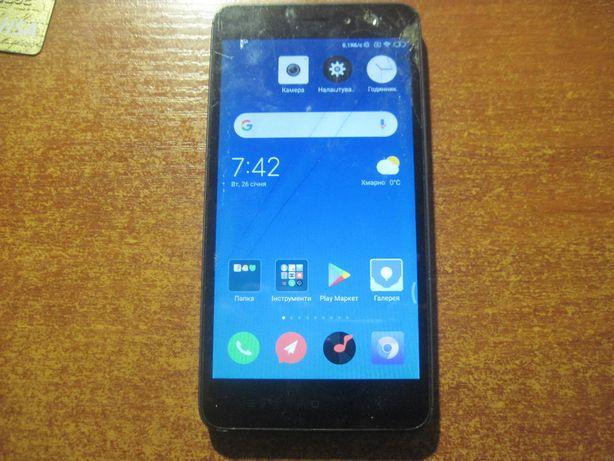 Телефон Redmi 4A б/у